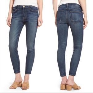 Current/Elliott The Stiletto Townie Skinny Jeans